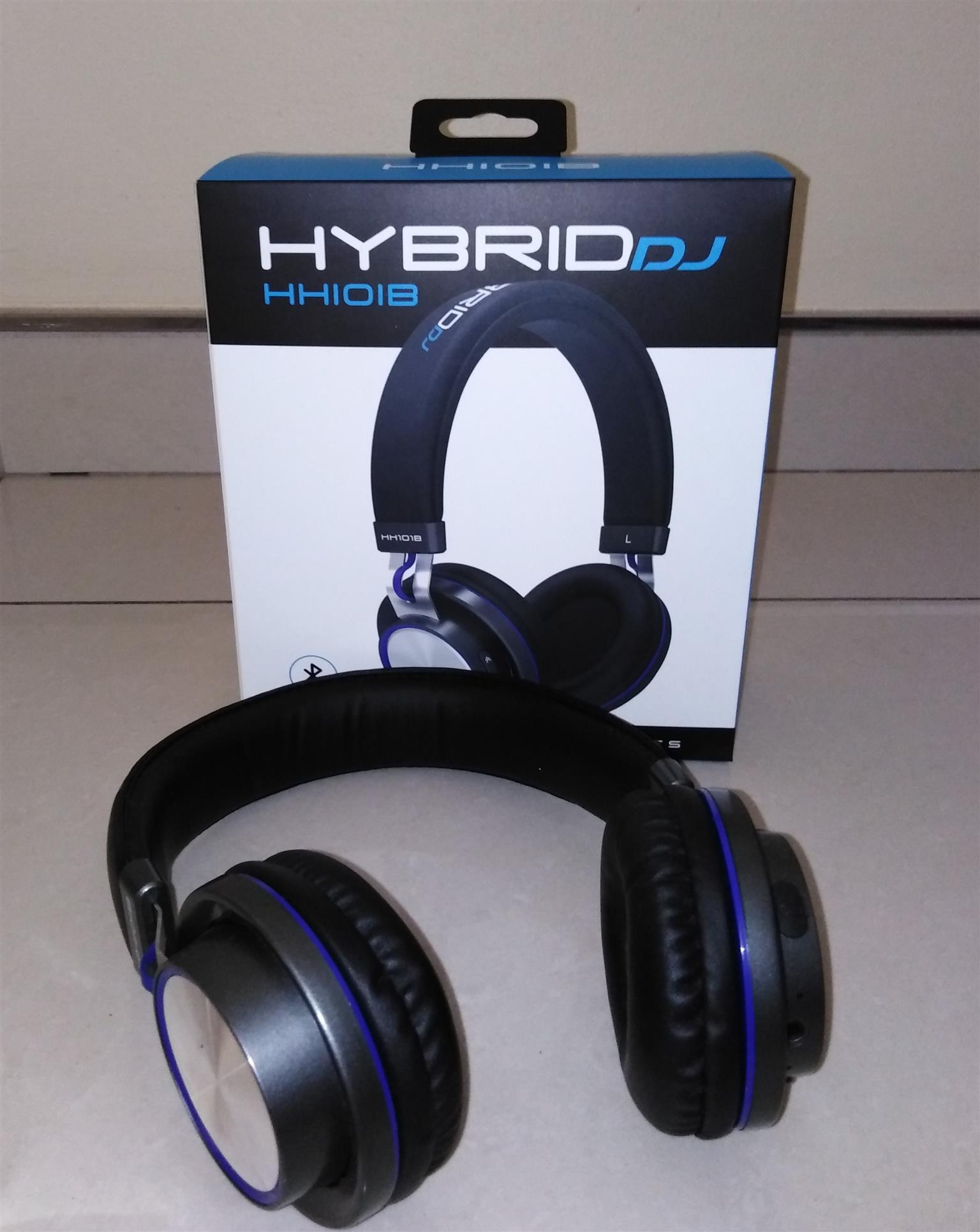 Hybrid DJ Headphones HH101B