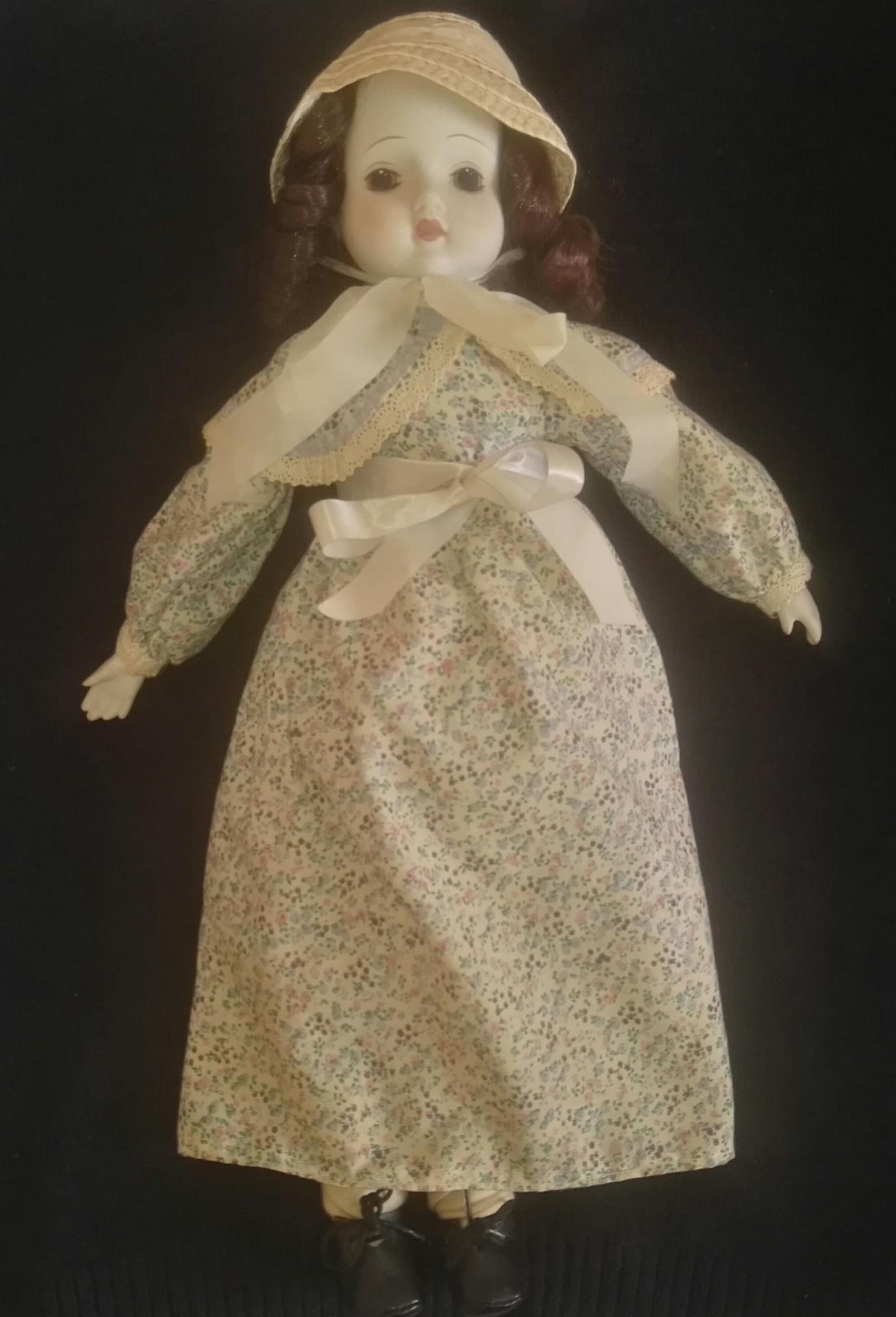 Porcelain Dolls - Antique, Prestine condition