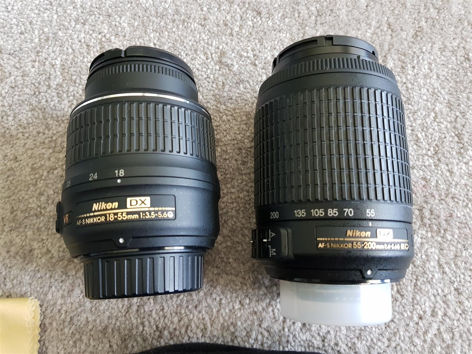 Nikon D3100 DSLR Camera - R6,600