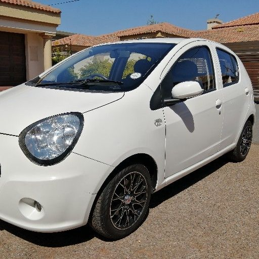 2012 Geely LC 1.3 GT