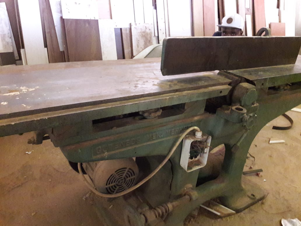 WOODWORK MACHINERY FOR SALE