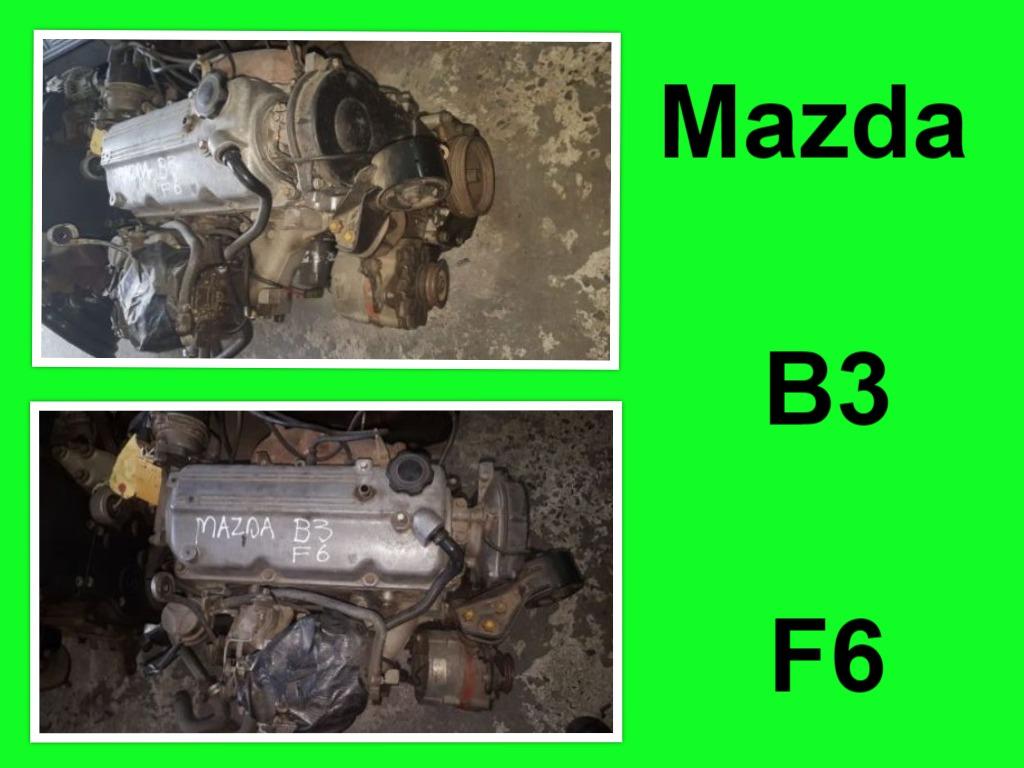 Mazda B3 F6 engine for sale.