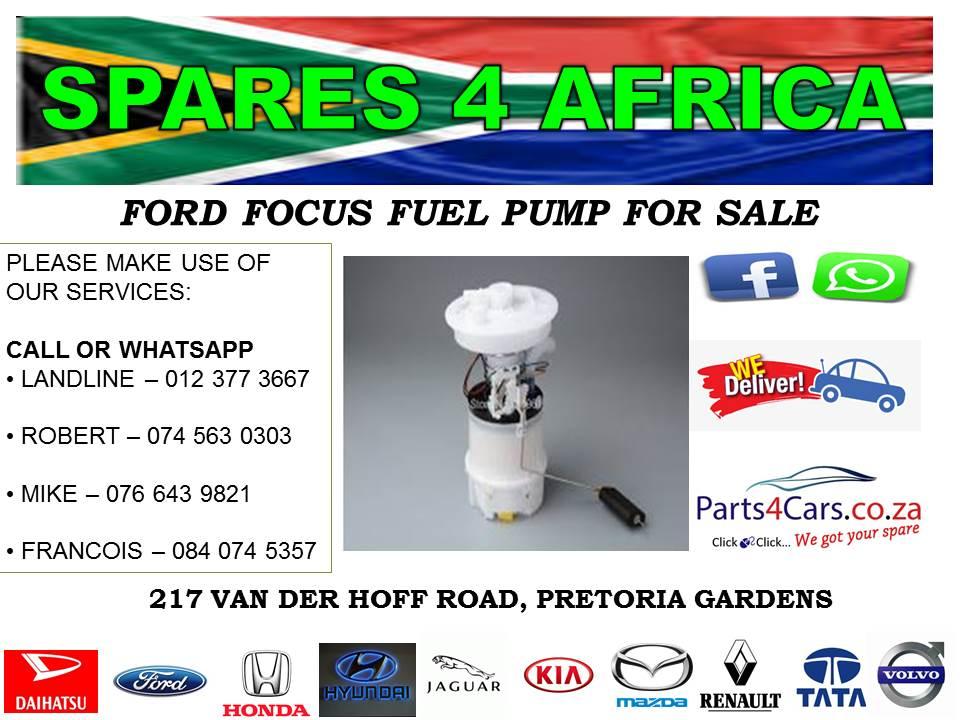 2002 Ford Focus 1.6 5 door Ambiente