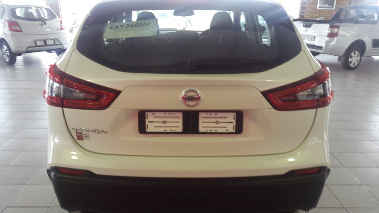 2019 Nissan Qashqai 1.5dCi Acenta