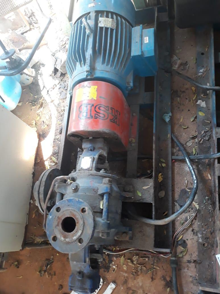 KBS WATER PUMP