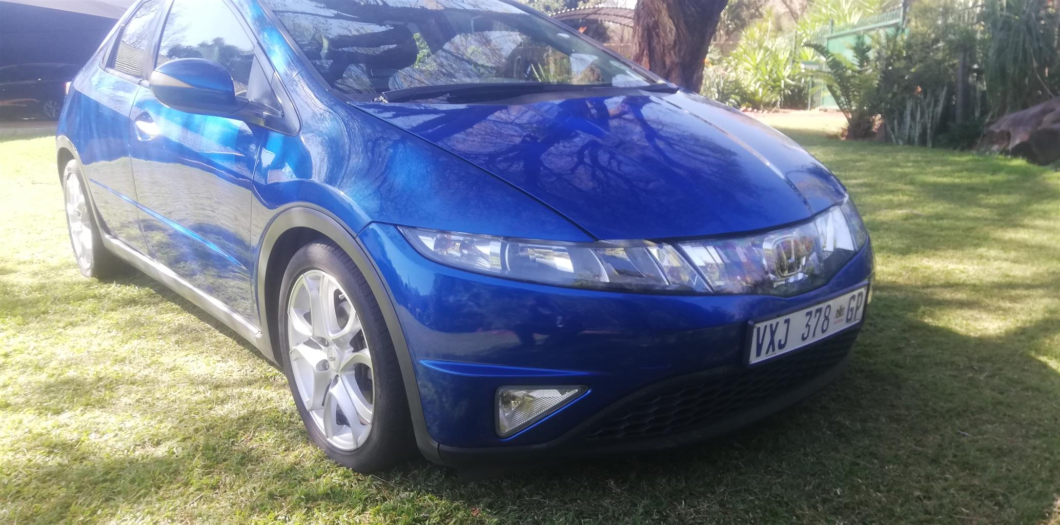 2007 Honda Civic hatch 1.8 Executive