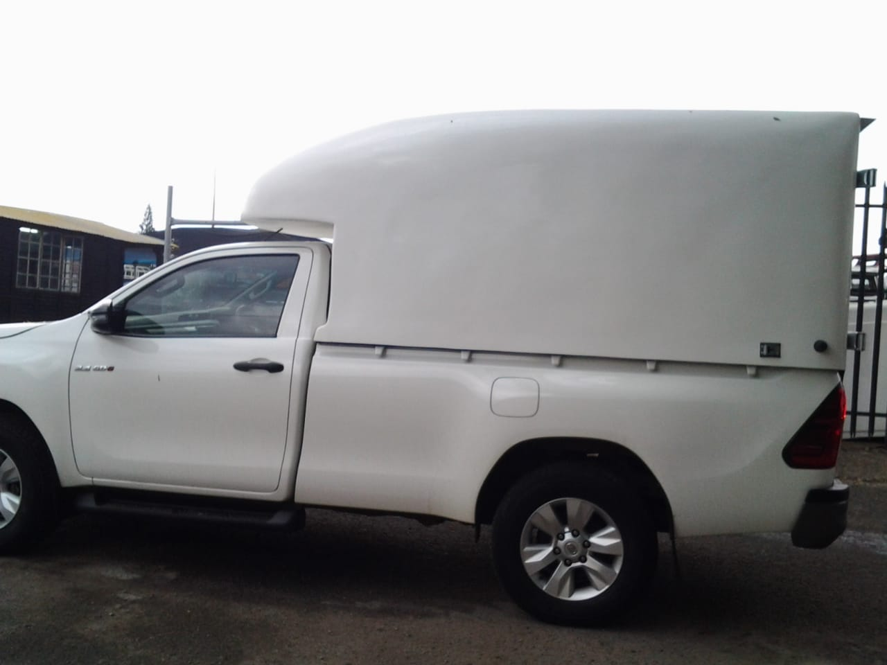GC TOYOTA GD6 COURIER S/SAVER HIGH VOLUME CANOPY FOR SALE