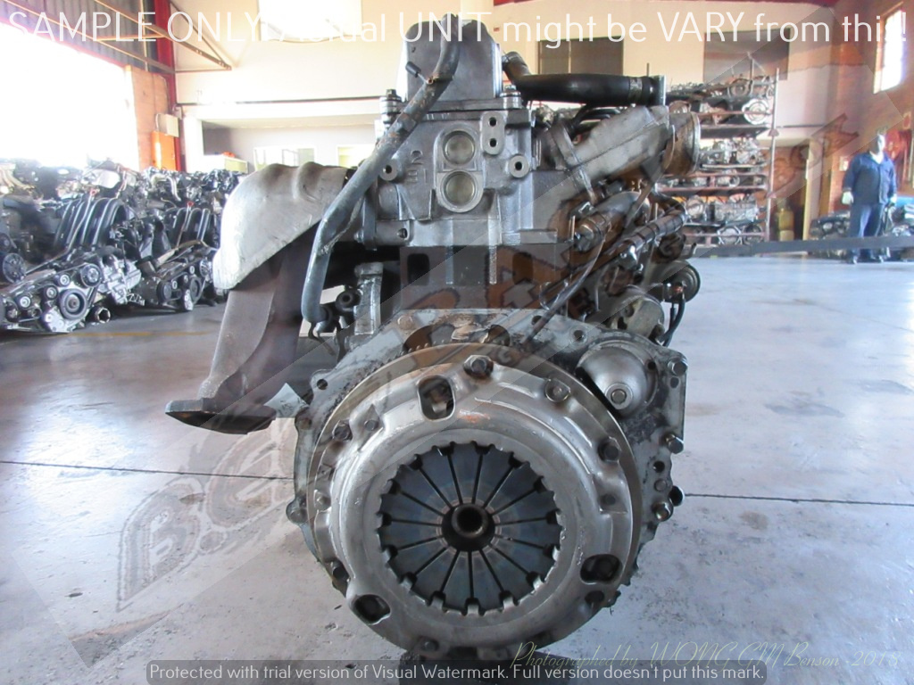 FORD B2500 -WL 2.5L NON TURBO DIESEL -RANGER