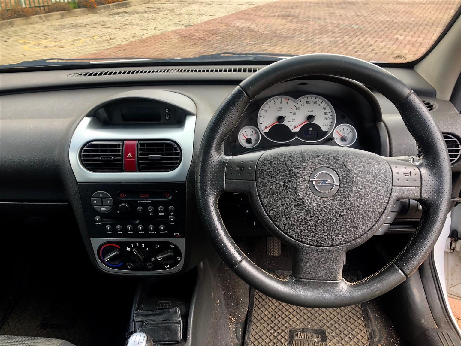 2009 Chevrolet Utility 1.8 Sport