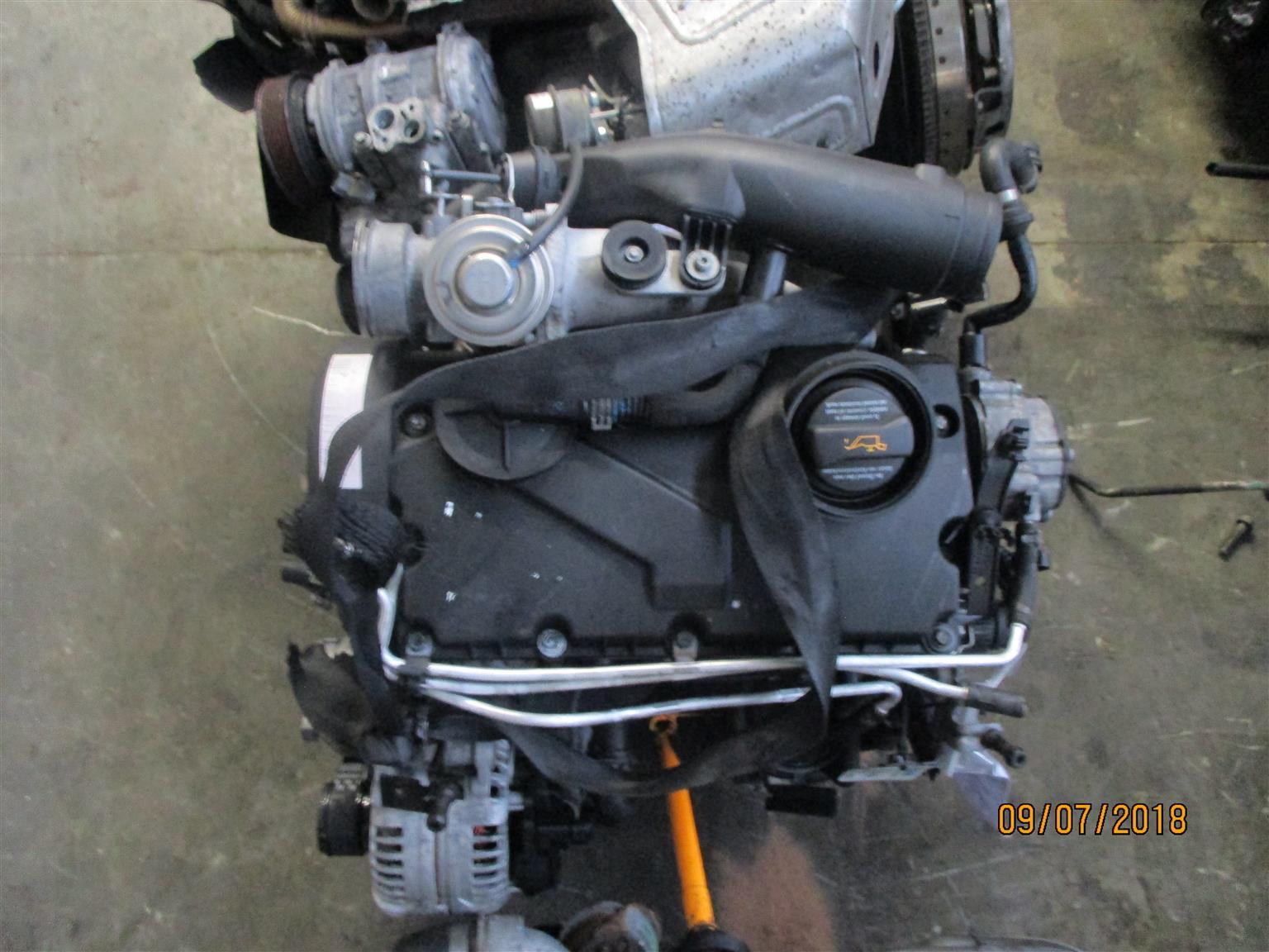 Vw Engines For Sale >> Vw Caddy 1 9tdi Bjb Engine For Sale