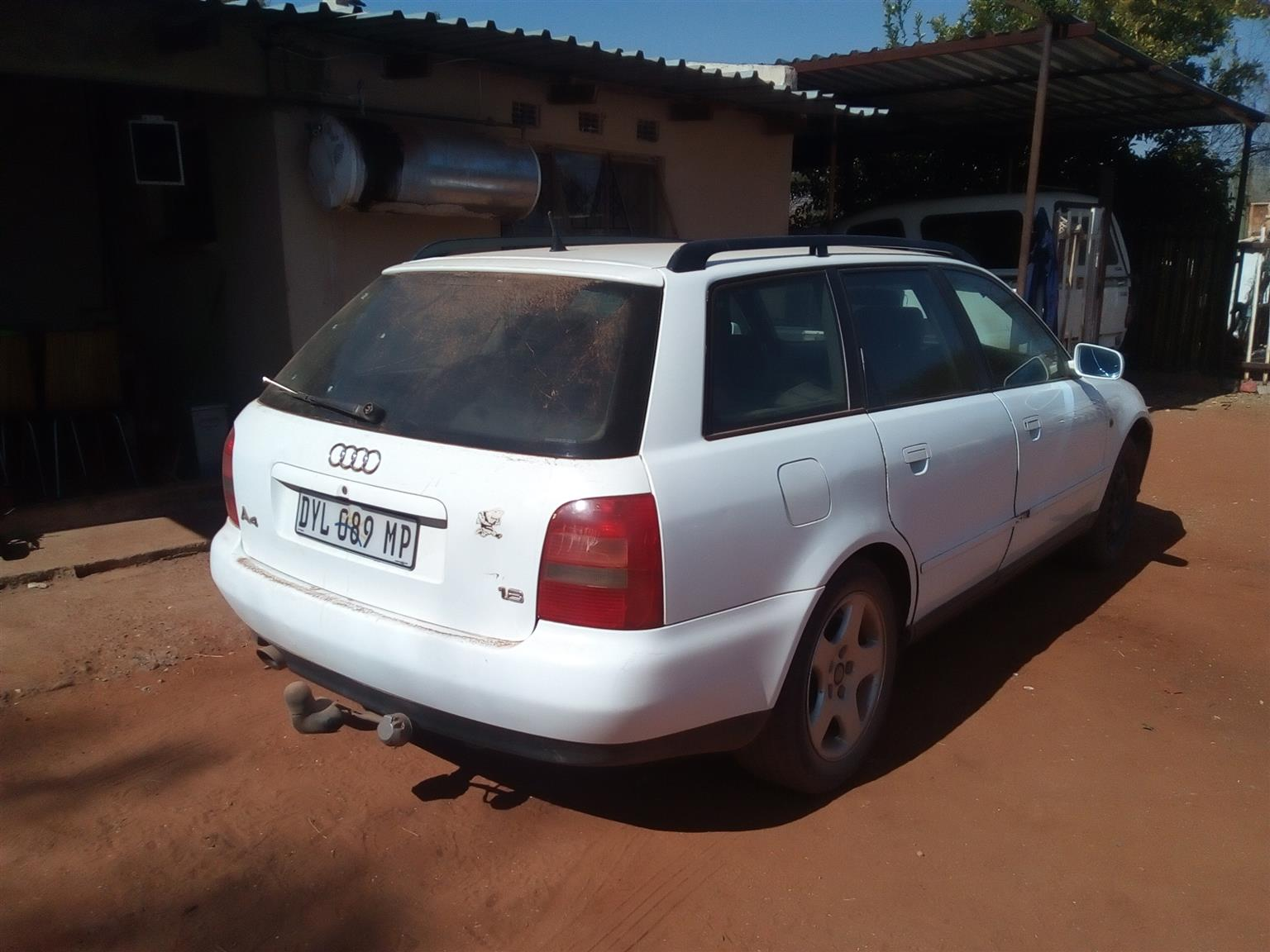 1999 Audi A4 1.8T Avant