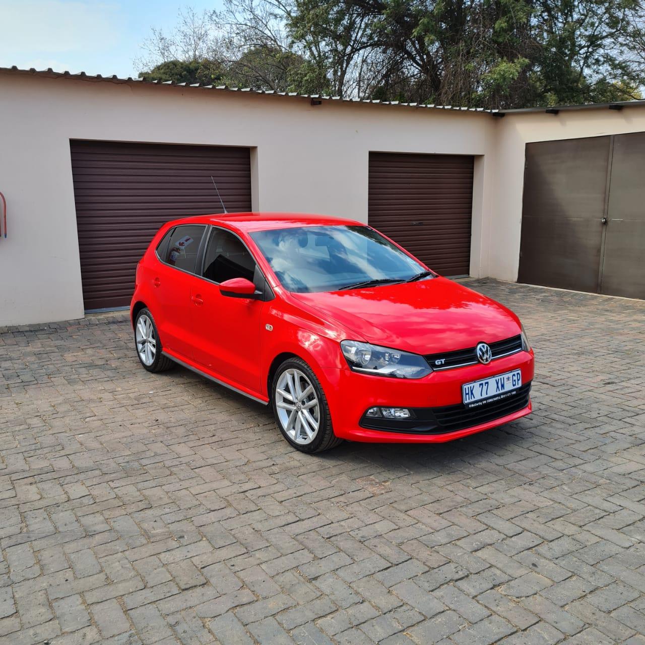 VW Polo Vivo Hatch 1.0 TSI GT for sale