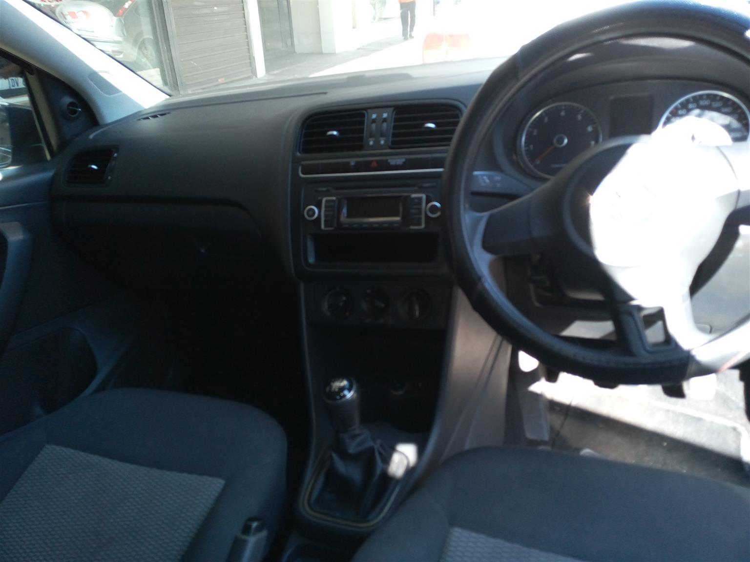 2013 VW Polo Vivo 5 door 1.4