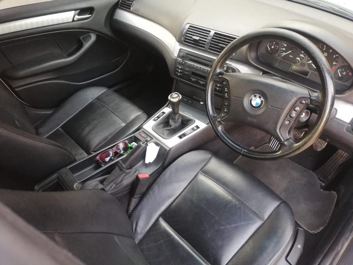 2005 BMW 3 Series 318i