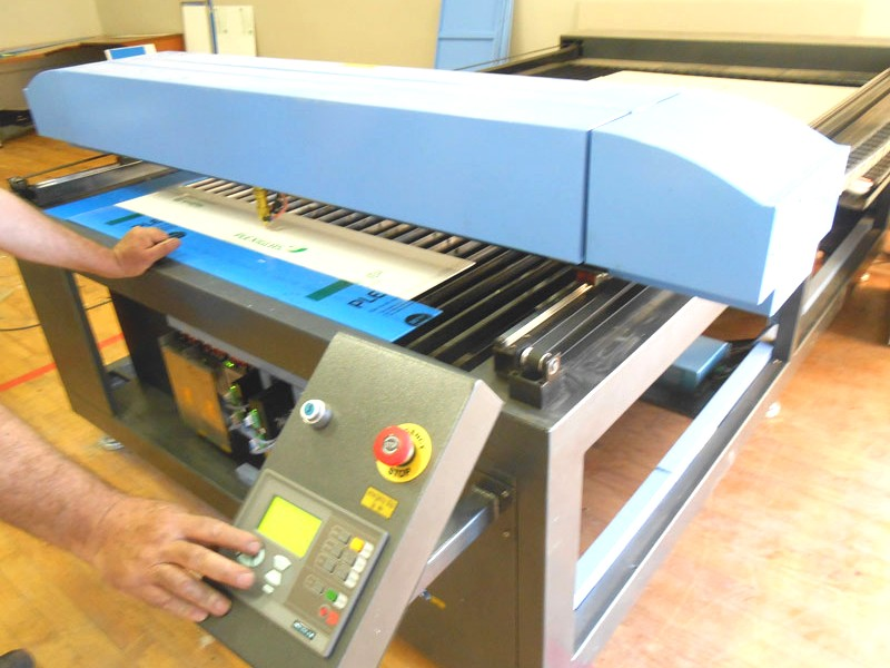 LC2-1325/M130 TruCUT PRO Performance Range 1300x2500mm Flatbed Type for Sheet Metal/Non