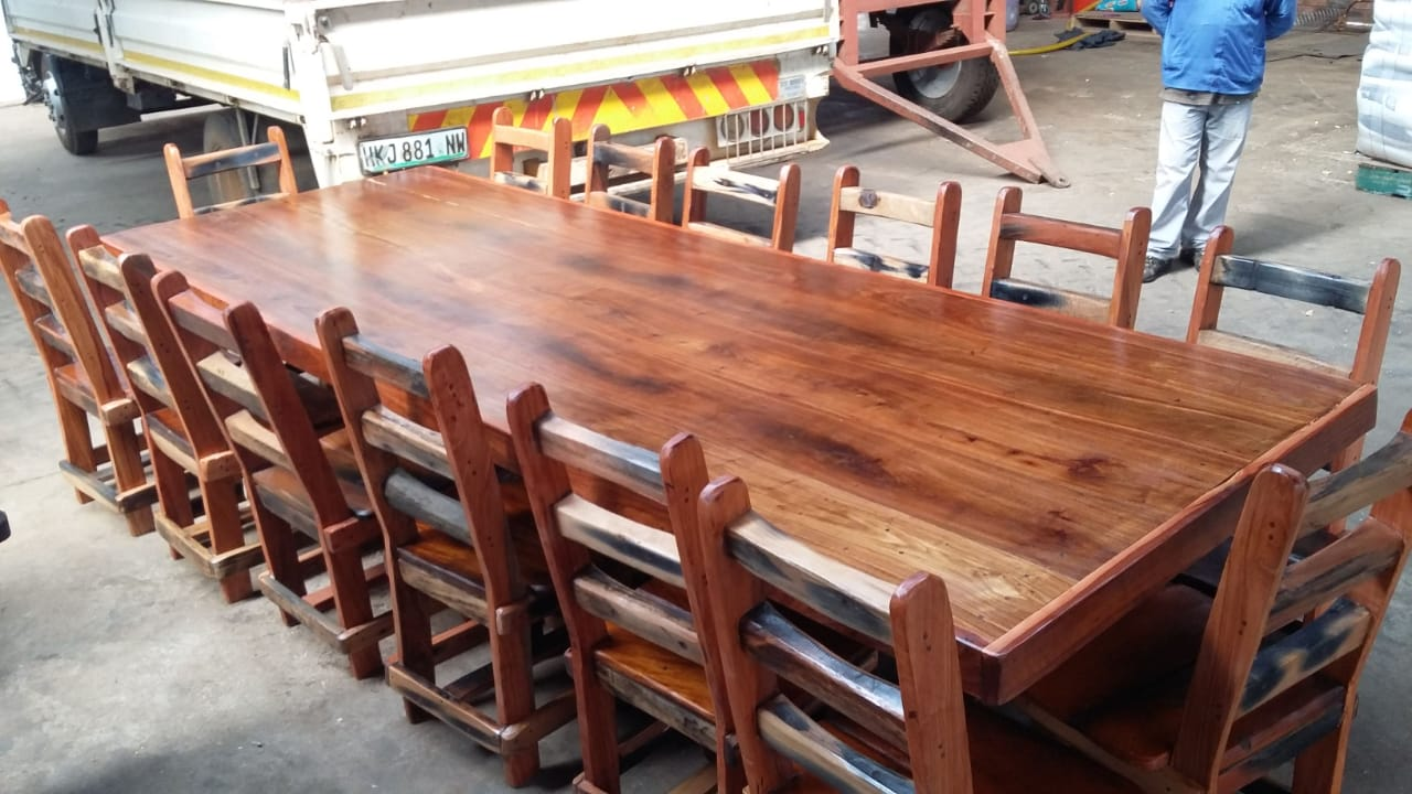 14 Seater dining room set