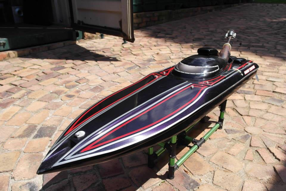 RC (Radio Controlled) Hobby Boats