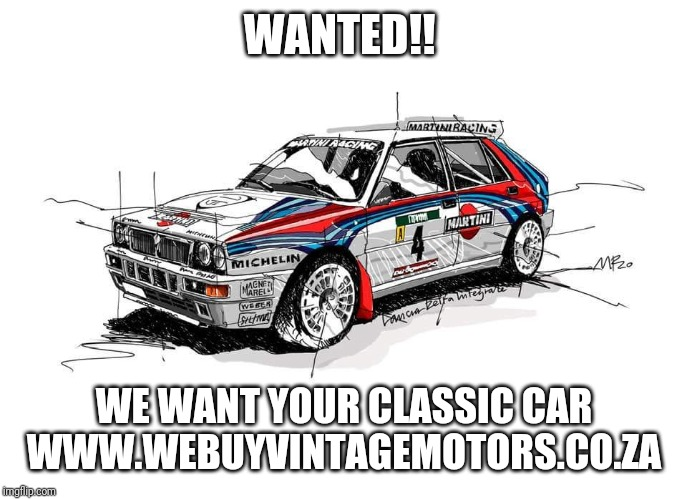 Wanted classic car