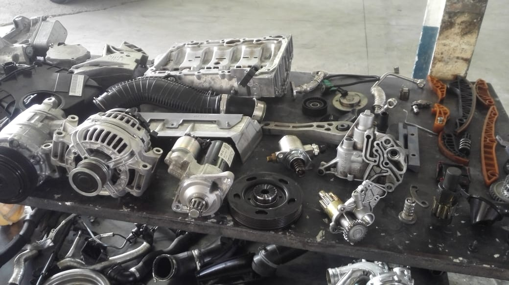Audi BWA / TT / A3 2.0T Reconditioned Engines for Sale