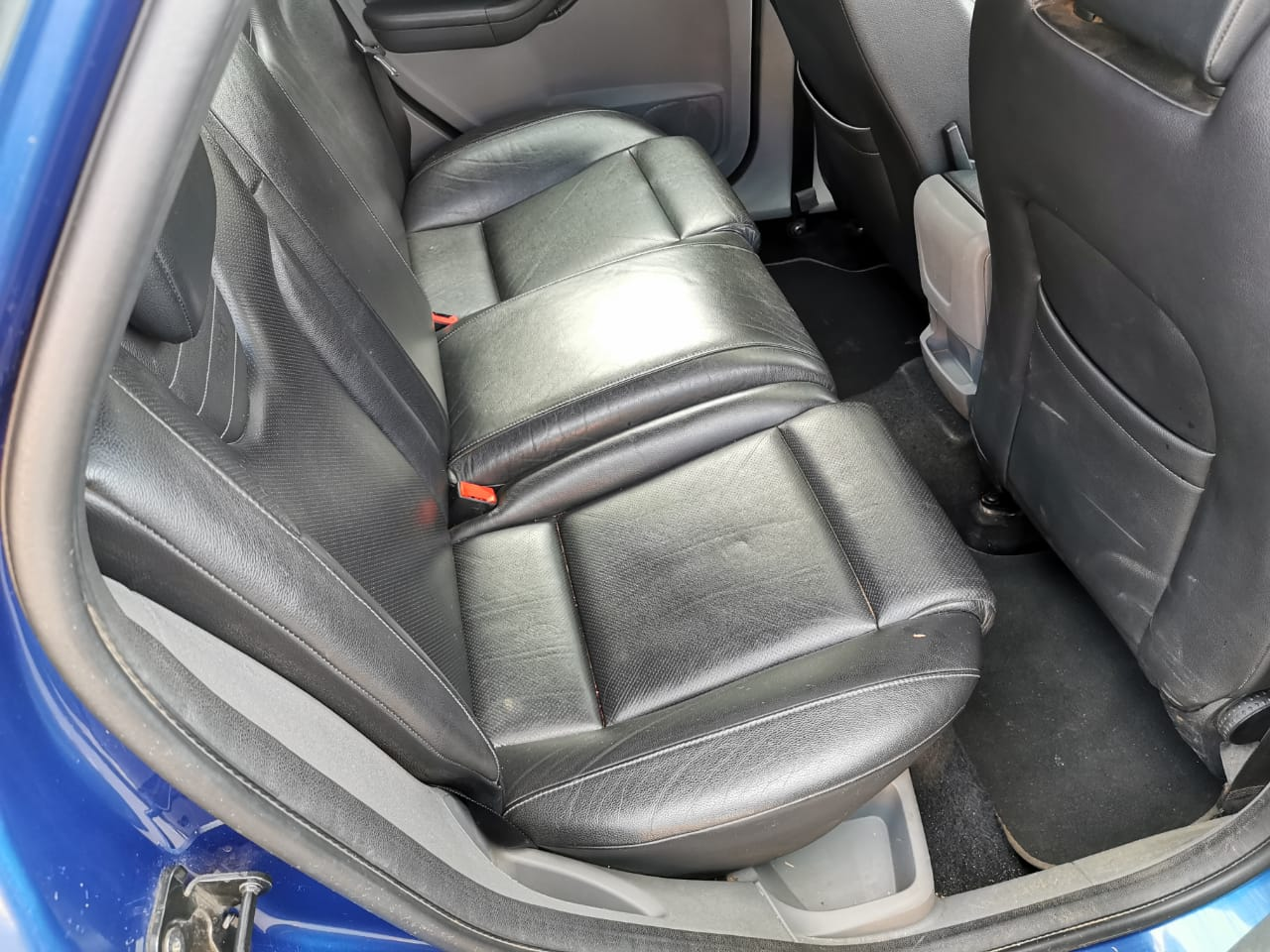 2008 Ford Focus ST 3 door (leather + sunroof + techno pack)