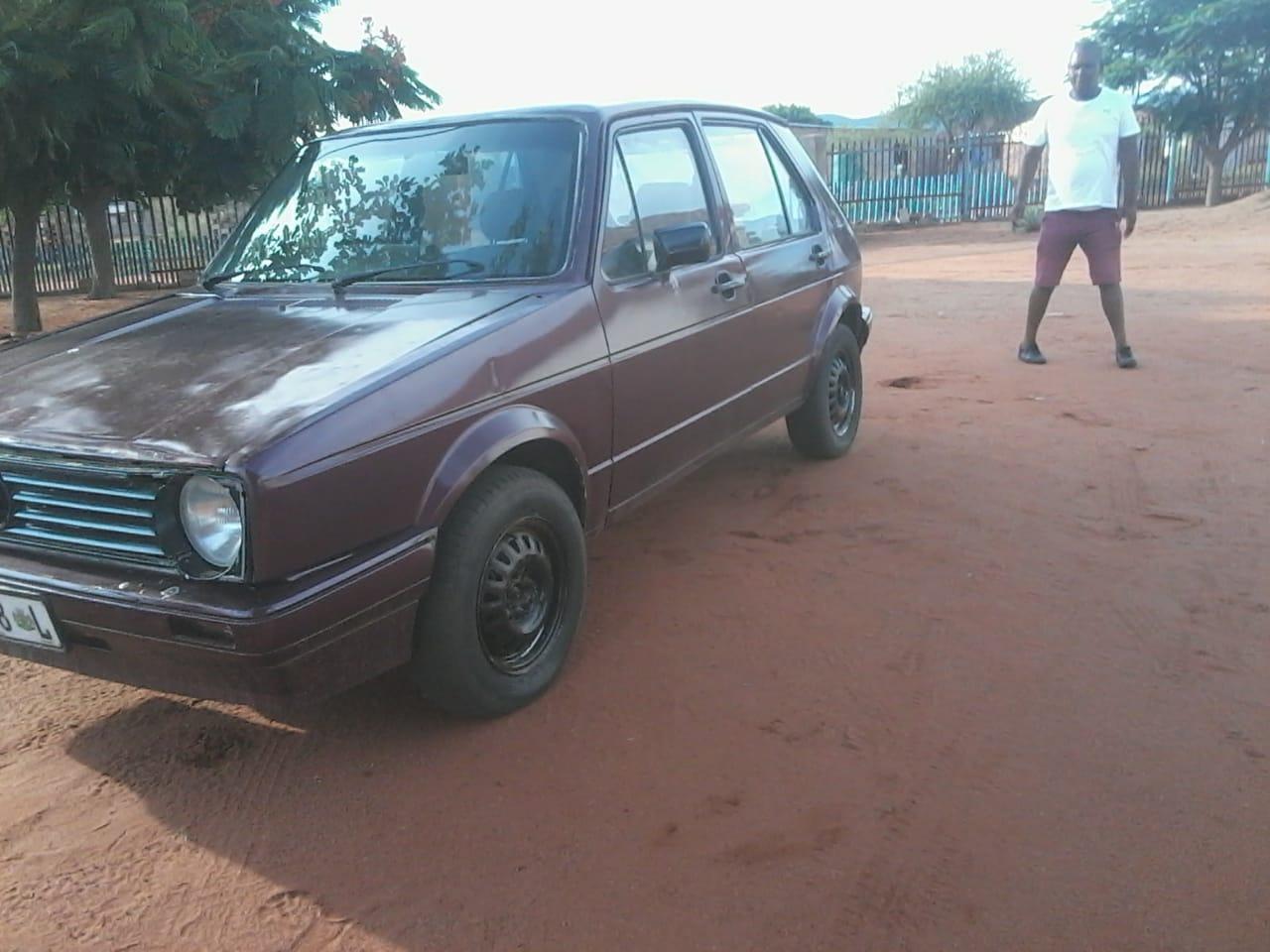 1998 VW Citi Mk1 1.6i