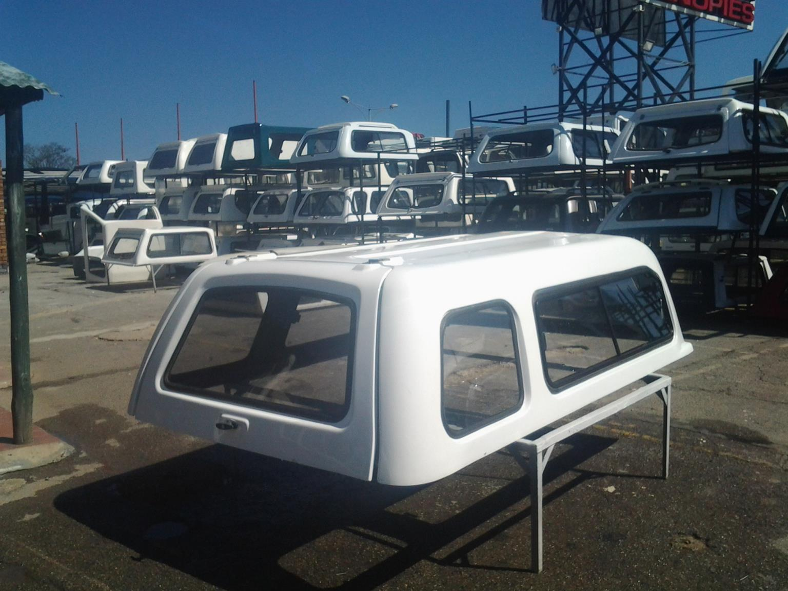 USED TOYOTA HILUX GD6 LWB CANOPY FOR SALE!!!!!!!!