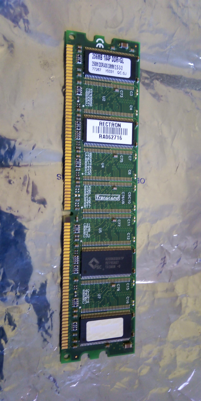 256MB DDR400 184 pin RAM DIMM