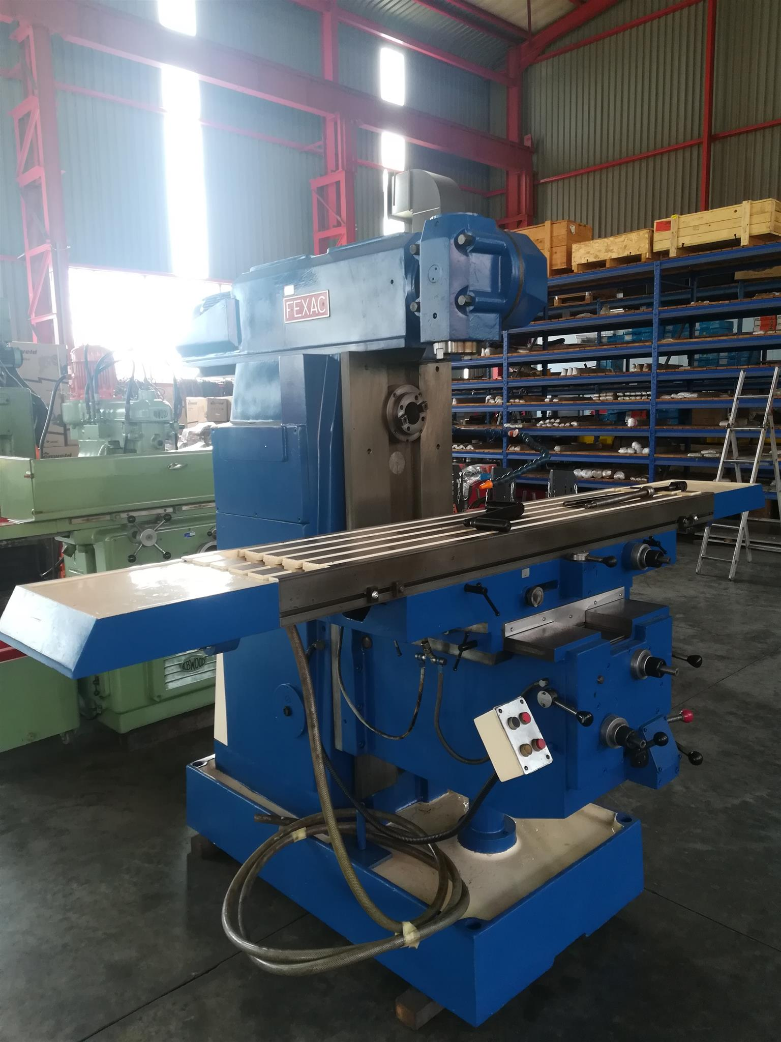 Fexac universal milling machine for sale