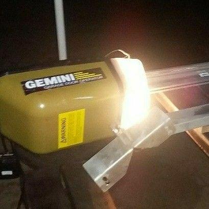 Garage door Gemini Motor