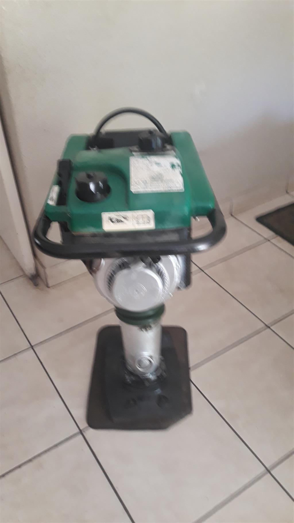 Wacker BS50 2-i Vibrating Rammer
