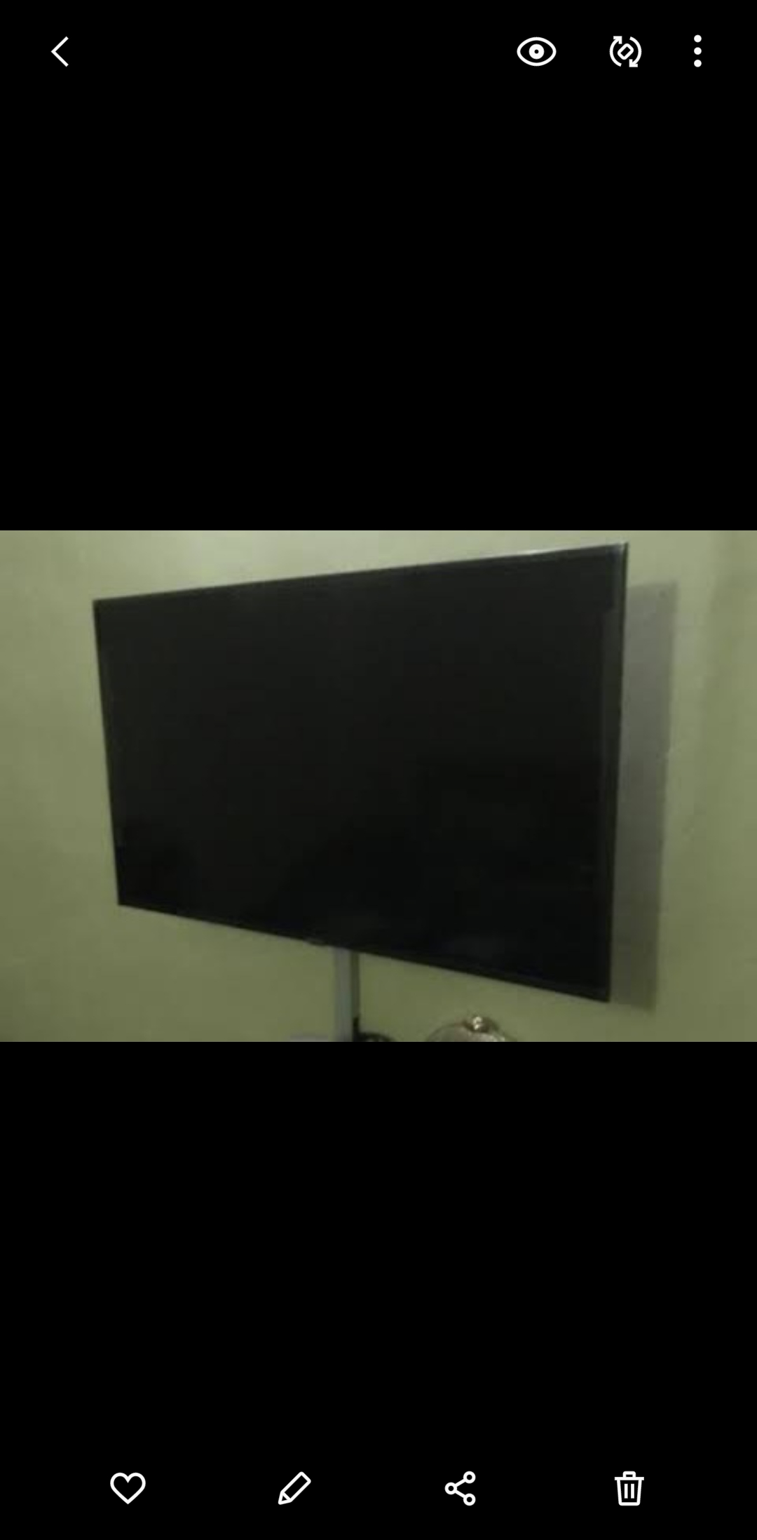 """Hisense 42"""" tv"""