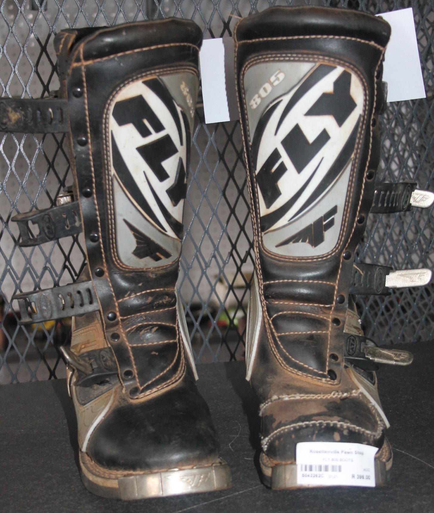 Fly 805 boots S043262C #Rosettenvillepawnshop
