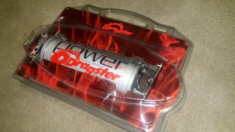 Dragster 1 0 Farad Capacitor Brand New R 400