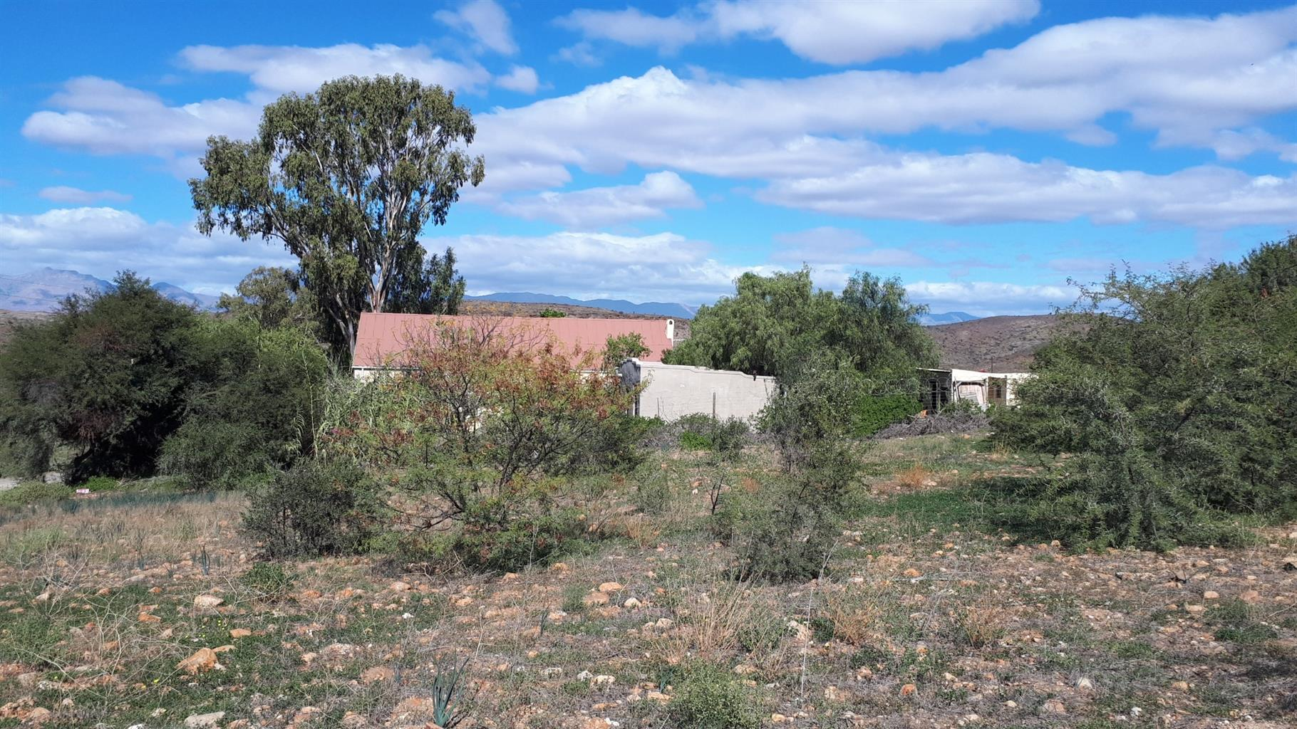 Vacant Land Residential For Sale in Van Wyksdorp