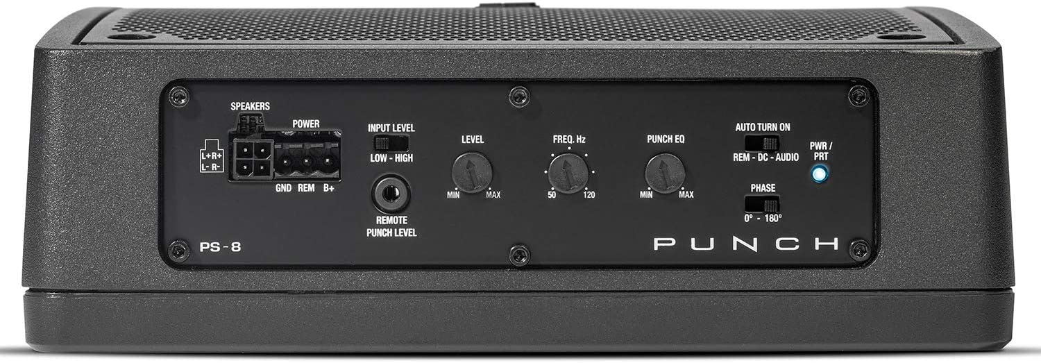 Rockford Fosgate PS-8 Punch Powered Subwoofer