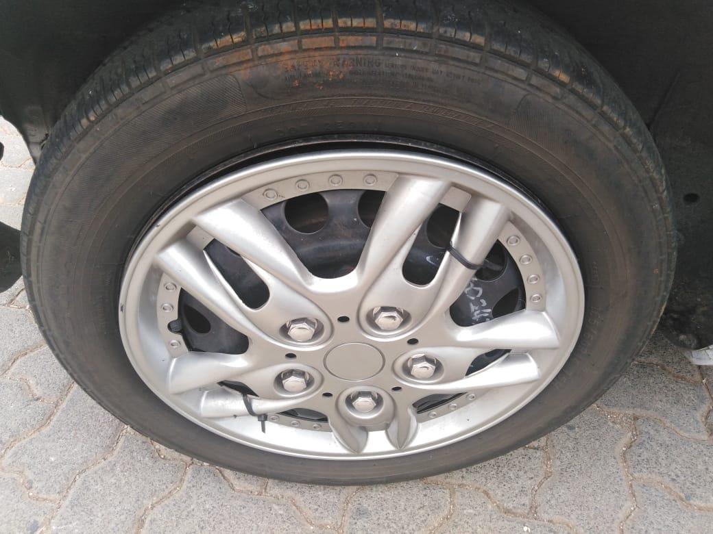 2008 Toyota Yaris 1.0