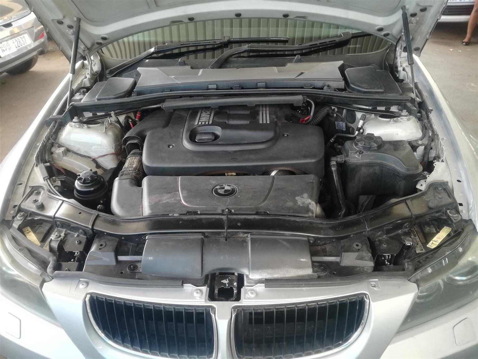 2006 BMW 3 Series 320d