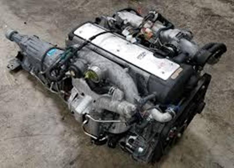 TOYOTA SUPRA 2.4 1JZ Complete Engine