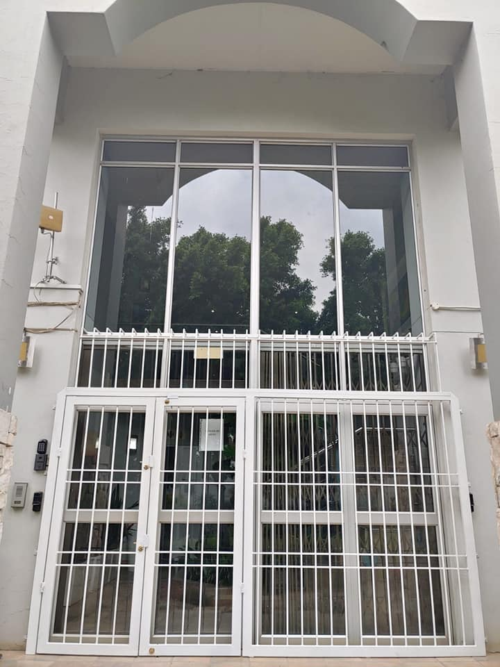 Manufacturing of signage, gates, balustrades, railings, aircons, construction etc.