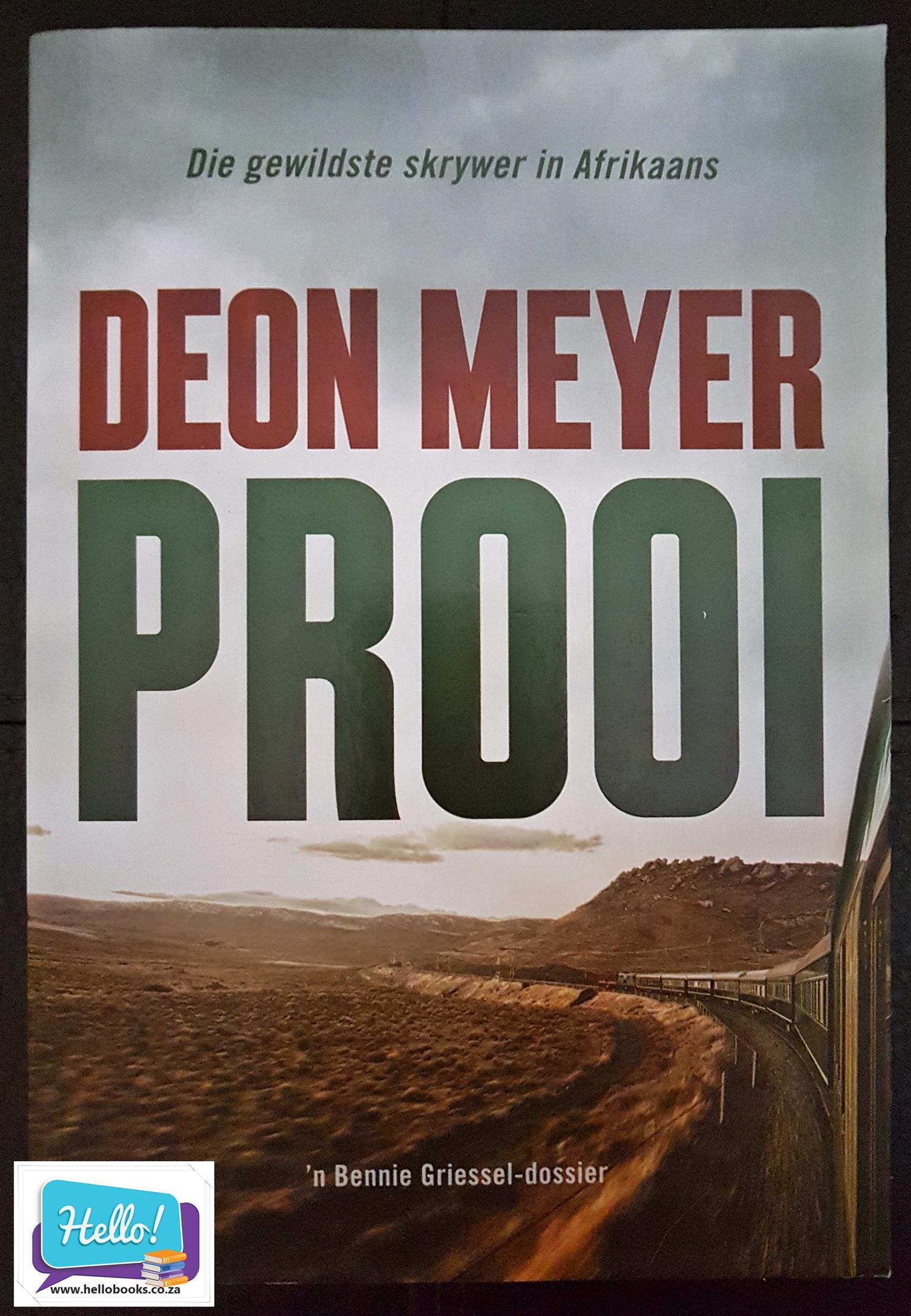 Deon Meyer Prooi