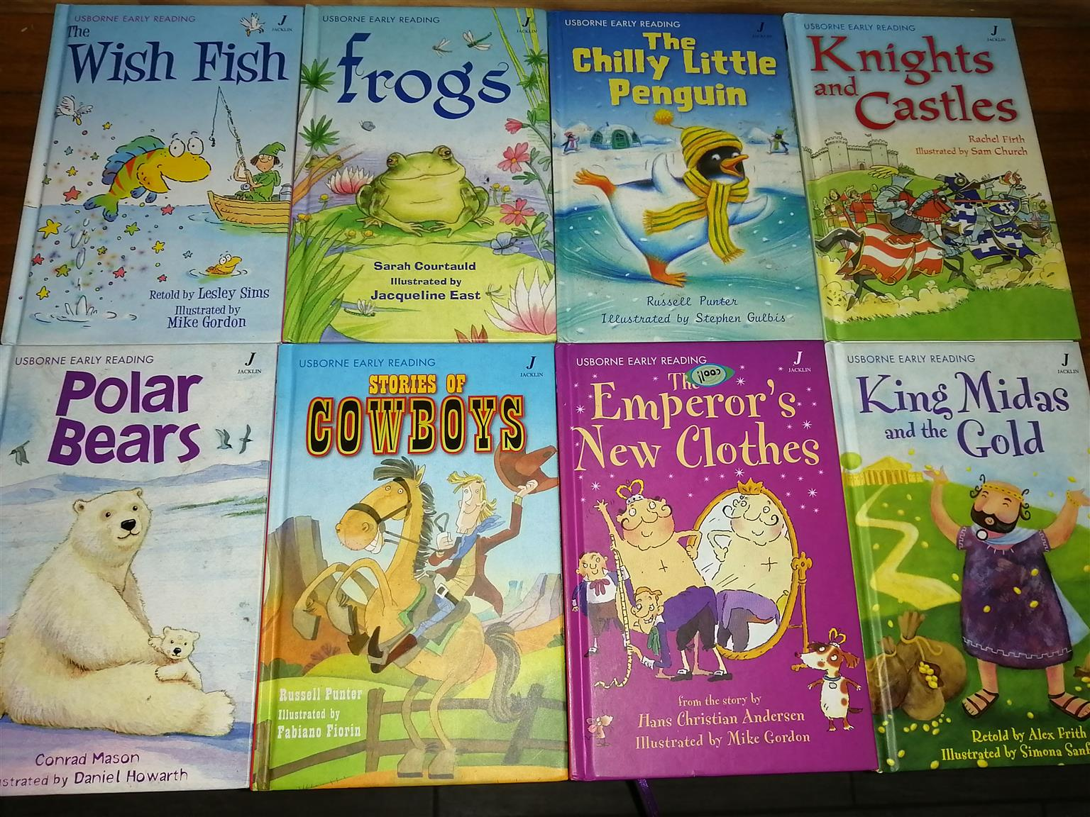 Kids books brand new Usborne Early Reading
