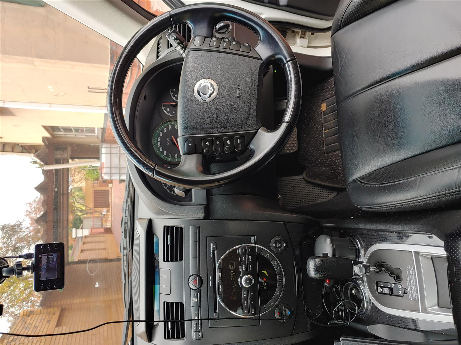 2009 Ssangyong Rexton RX270Xdi for sale