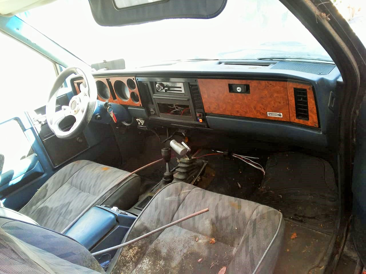 GMC JIMMY 1984 for sale