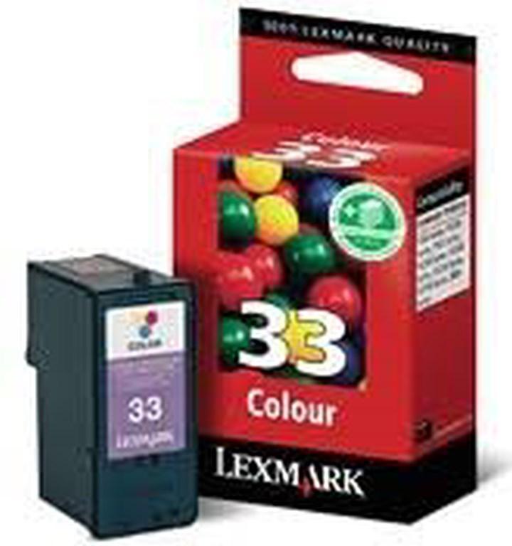 Lexmark Ink Cartridges 19 Colour, 20 Colour, 31 Photo 40Photo, 43 XL Colour, 50 Black, 83 Colour.