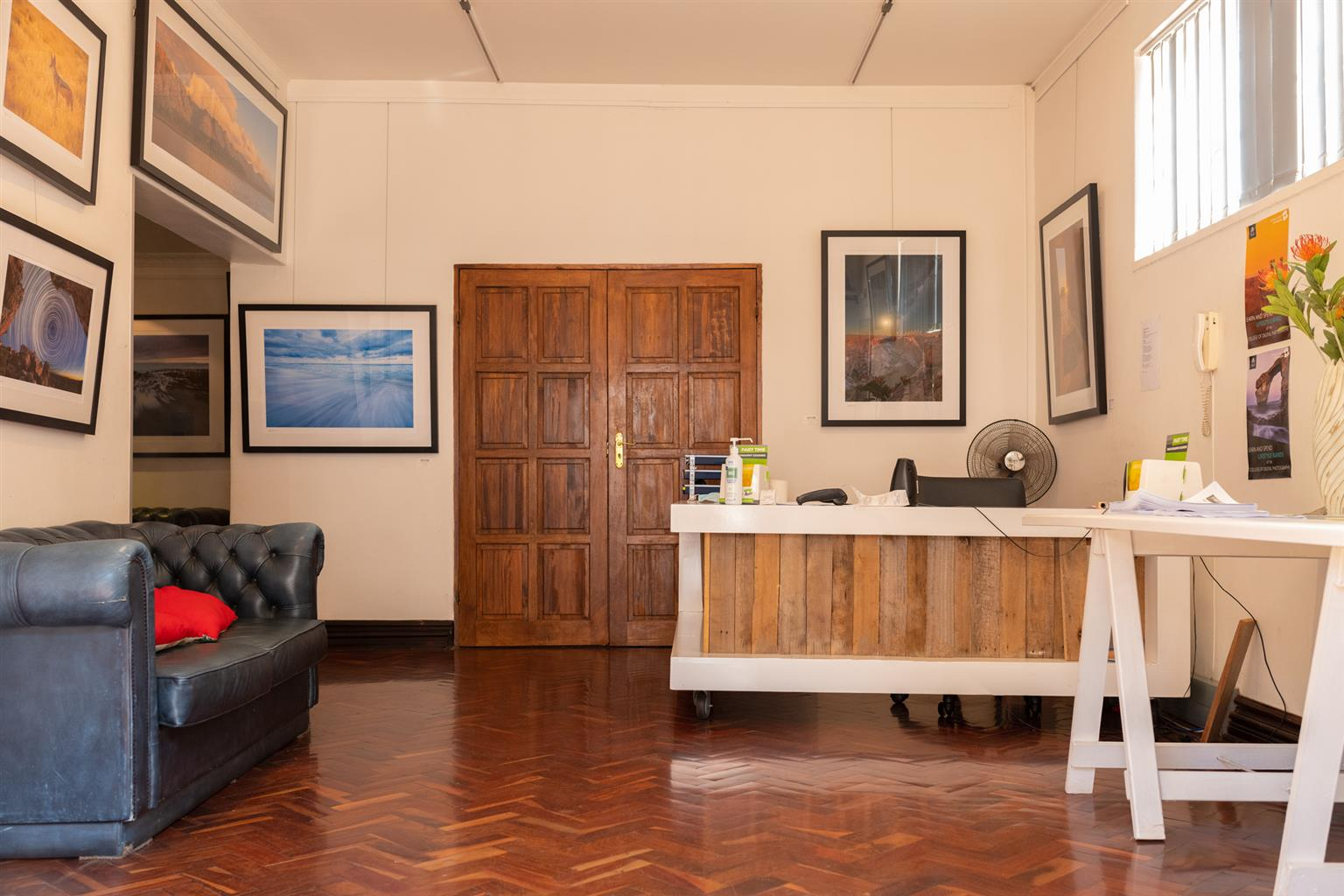 200/sqm Creative Office Space to Let - Saxonwold, Johannesburg
