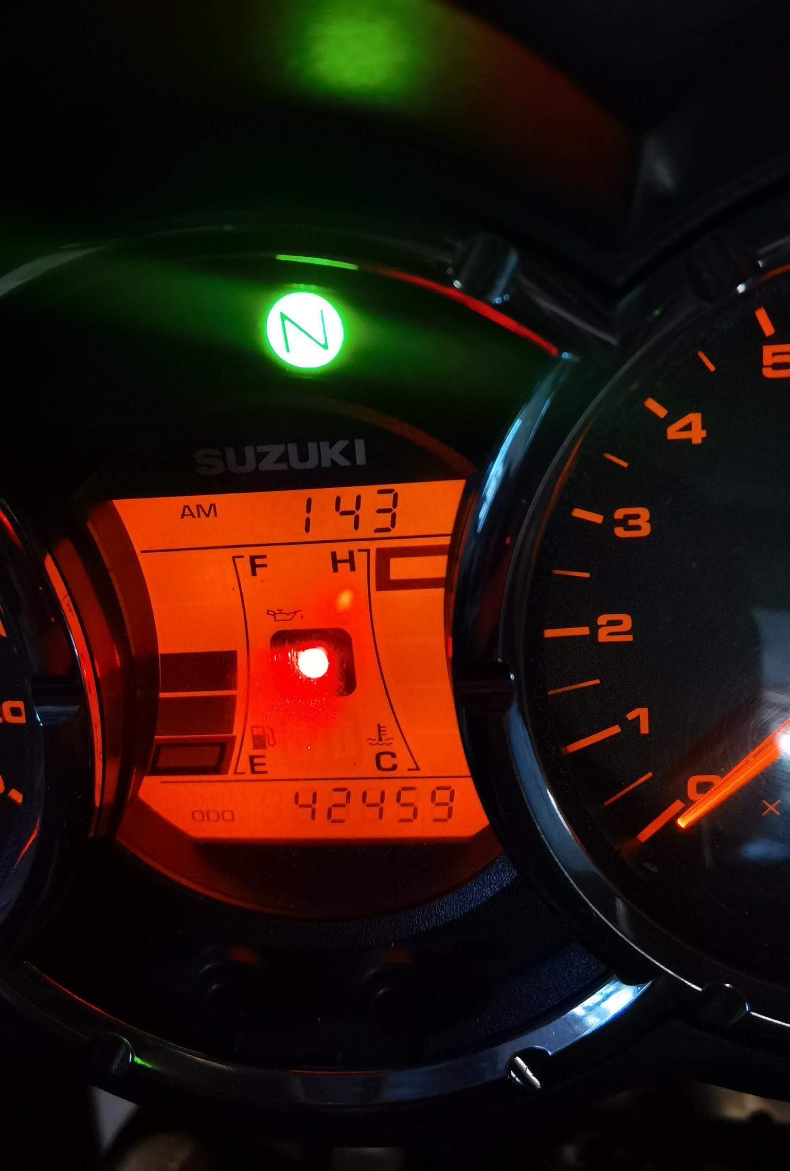2008 Suzuki DL1000