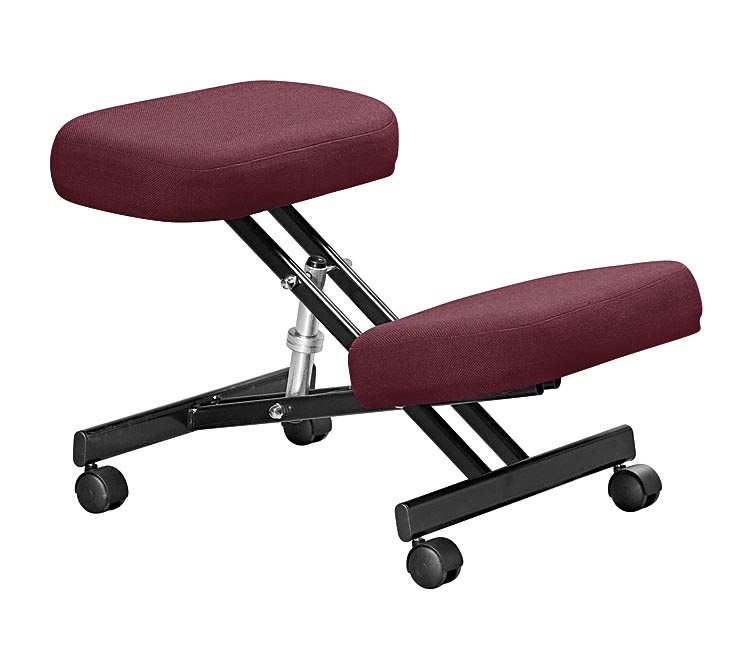 Kneeling Chair Brand New, Comes in Burgundy, Black  And Blue