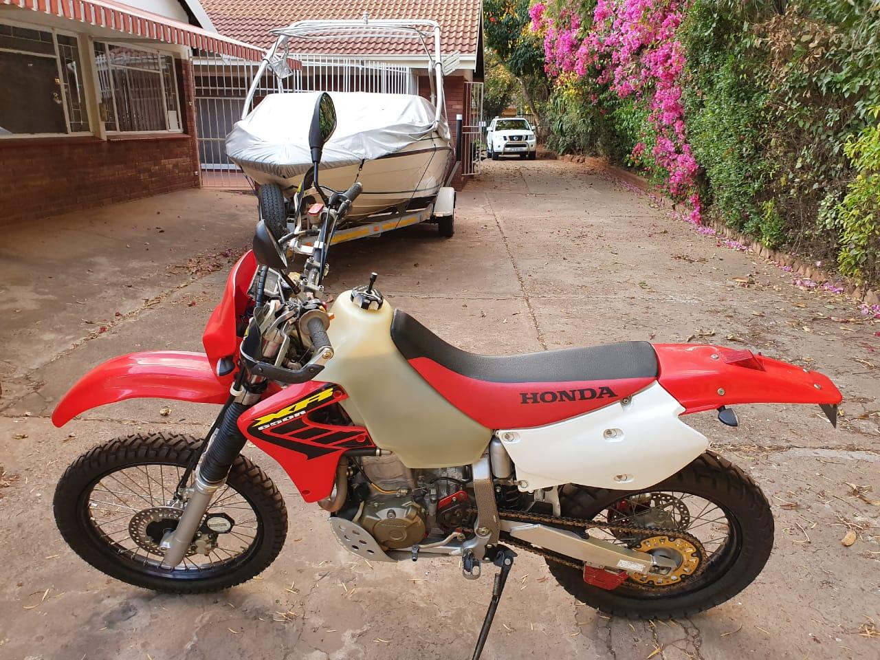 2002 Honda XR650