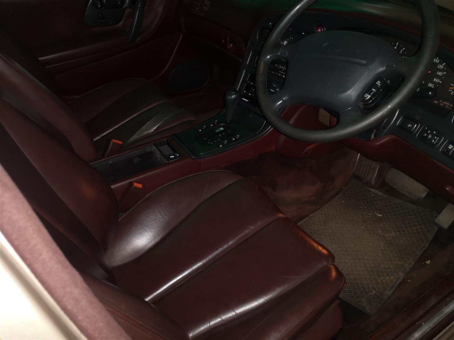 1990 Infiniti Q50 S Hybrid