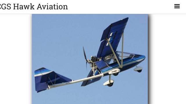 CGS Hawk for sale